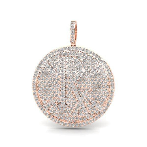 **DROPSHIPPING NOW** Pie-Rx Diamond Pendant - Rose Gold