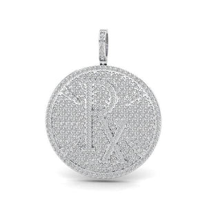 **DROPSHIPPING NOW** Pie-Rx Diamond Pendant - White Gold
