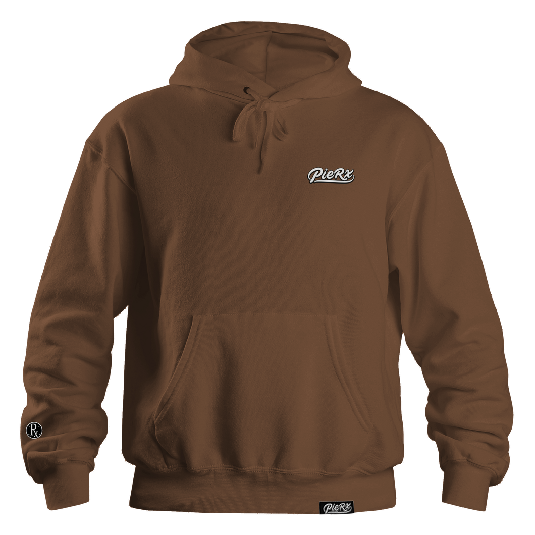 Whip Hoodie - Brown (LIMITED QTY)