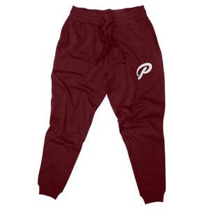 **PRE-ORDER** P Sweat Pants - Burgundy