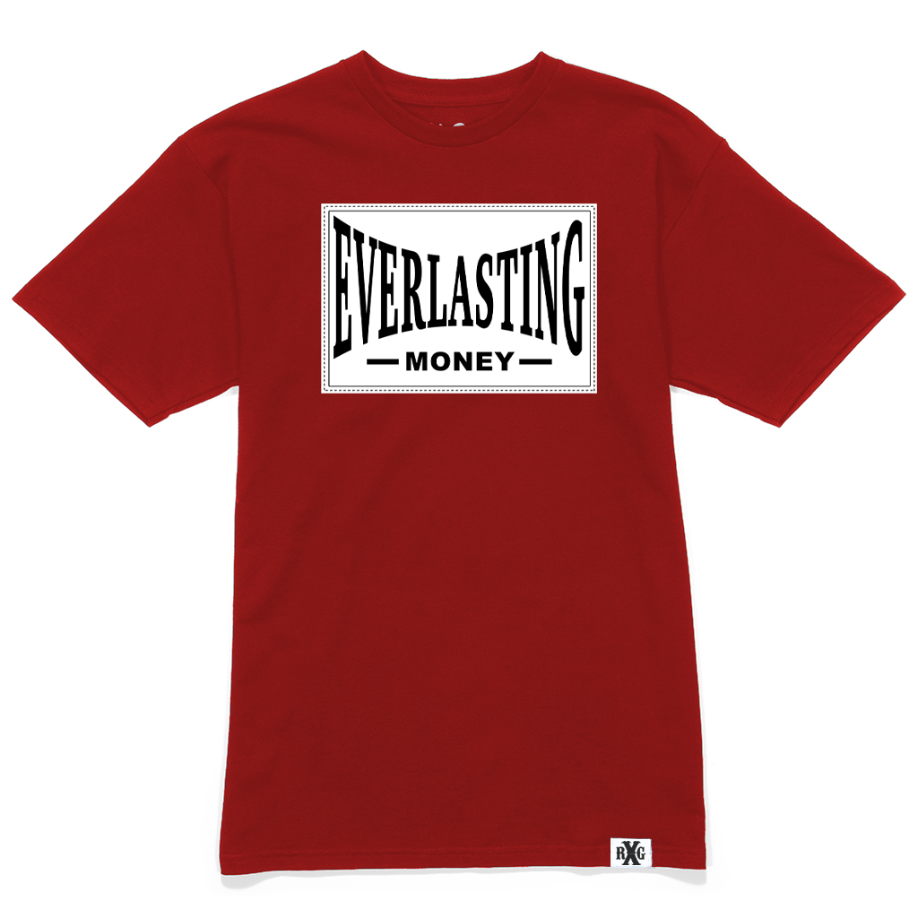 Everlasting Money Tee - Red
