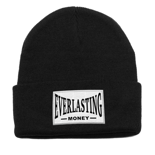 Beanie - Black Everlasting Money