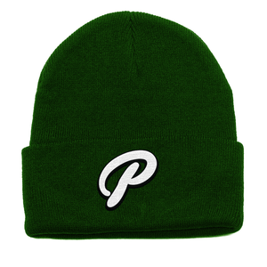 **PRE-ORDER** Beanie - Forest Green P