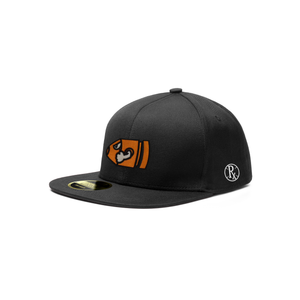 Snapback Hat - Glow in the Dark - RxG Bullet