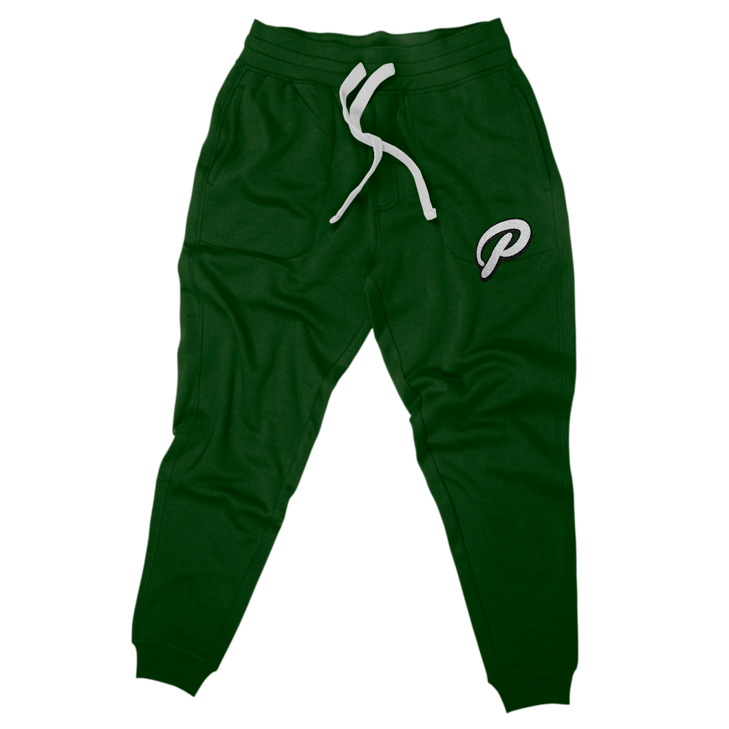 **PRE-ORDER** P Sweat Pants - Forest Green