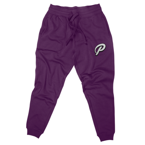 P Sweat Pants - Purple