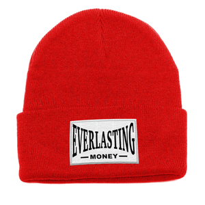 Beanie - Red Everlasting Money