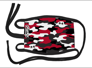 Red Camo Mask