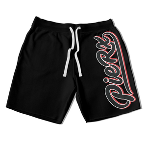 **PRE-ORDER** '21 Whip Game Fleece Shorts - Black