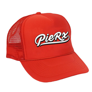 **PRE-ORDER** Whip Game Trucker Hat - Red