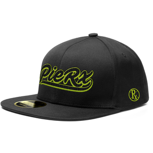 Snapback Hat - Whip Game - Black Neon