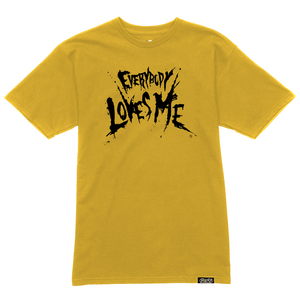 **PRE-ORDER** Everybody Loves Me Tee - Yellow