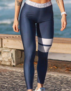 Legging Fox Blue