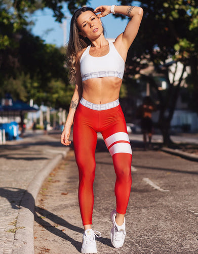 Legging Fox Red