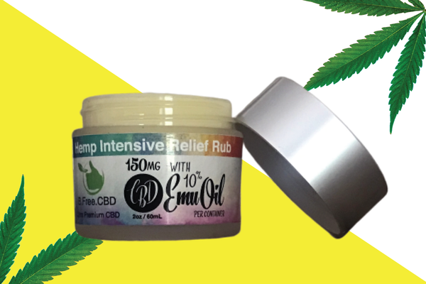 REVIVE Hemp Topical Cream
