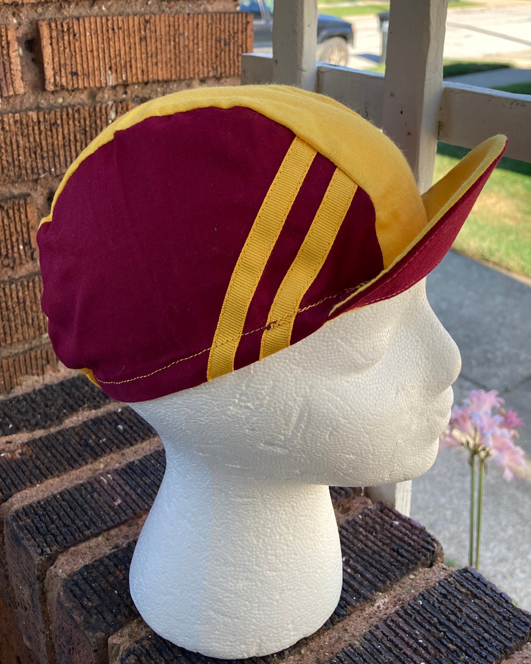 Cavs Colors Cycling Cap