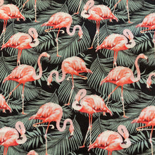 Load image into Gallery viewer, Pink Flamingoes Mask