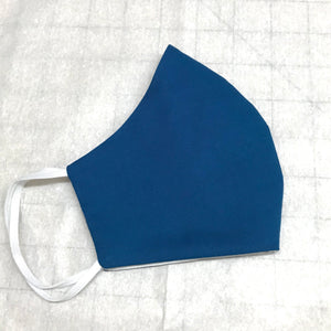 Solid Prussian Blue Mask