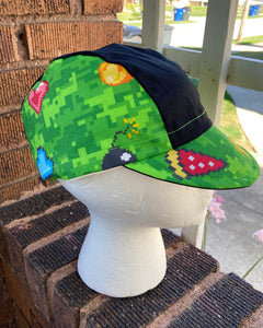 8-Bit Panel Cycling Cap