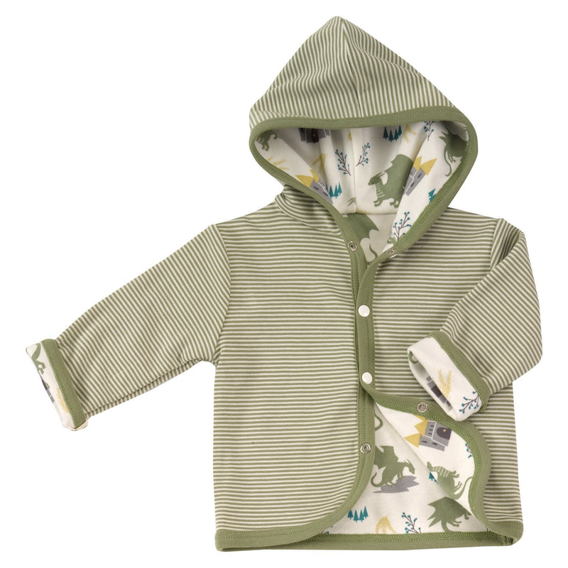 Dragon Reversible Hoody