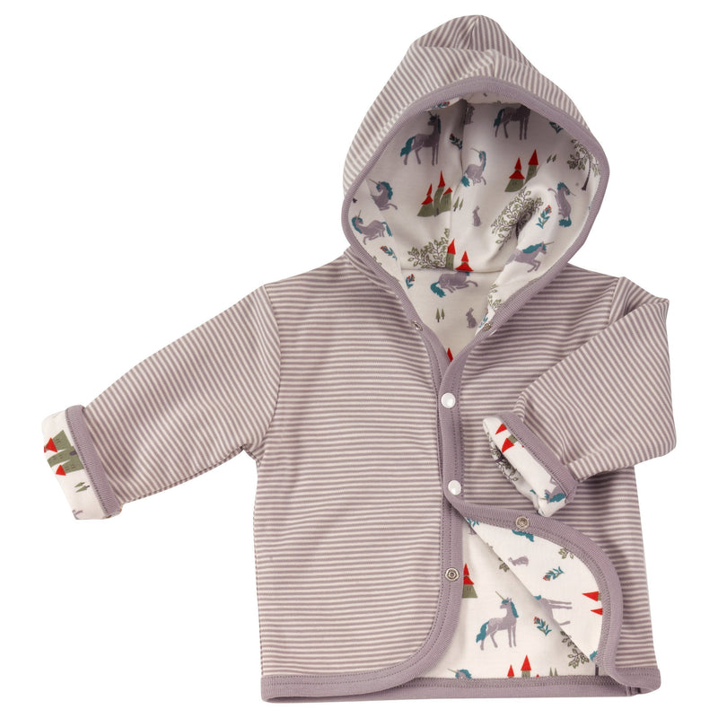 Unicorn Reversible Hoody