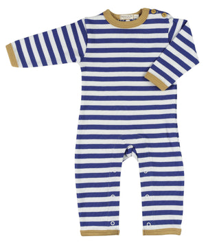 Nautical Stripe Romper