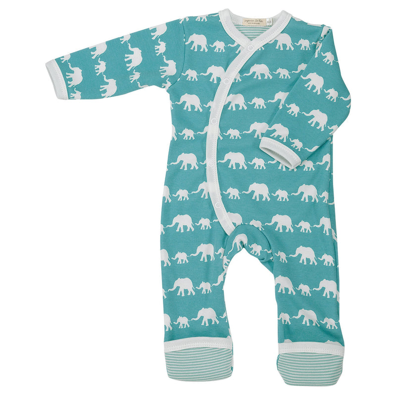 Single-Colour Elephant Romper