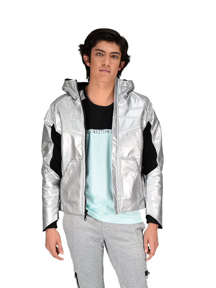 Jacket Mercury Plata
