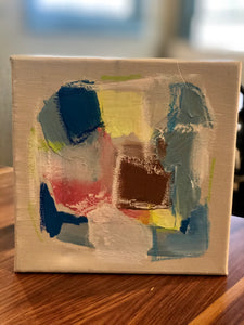 6x6 mini canvas