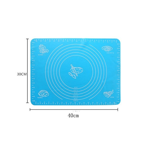 Silicone Non-stick Measuring Dough Sheet
