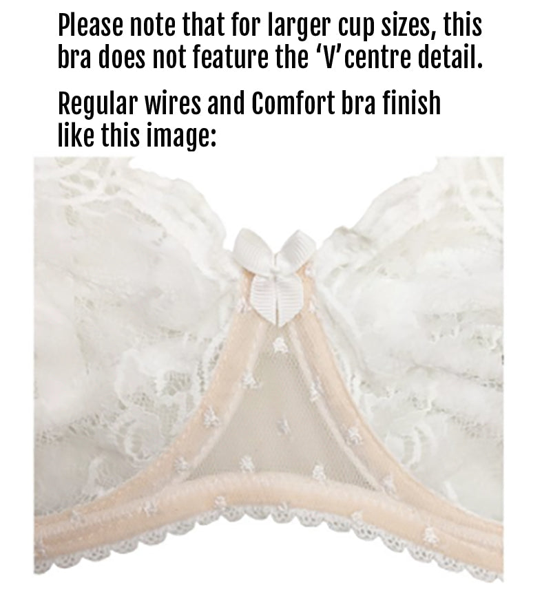 Carousel Comfort V Bra by Mimi Holliday