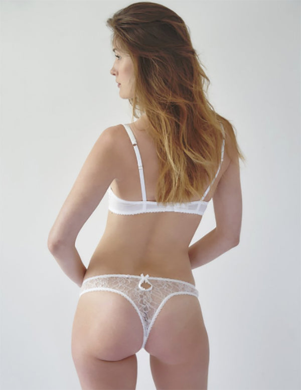 Mimi Holiday - Peep Back Thong