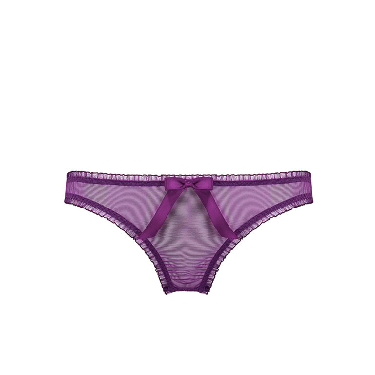 Kitty Purple Ouvert Brief