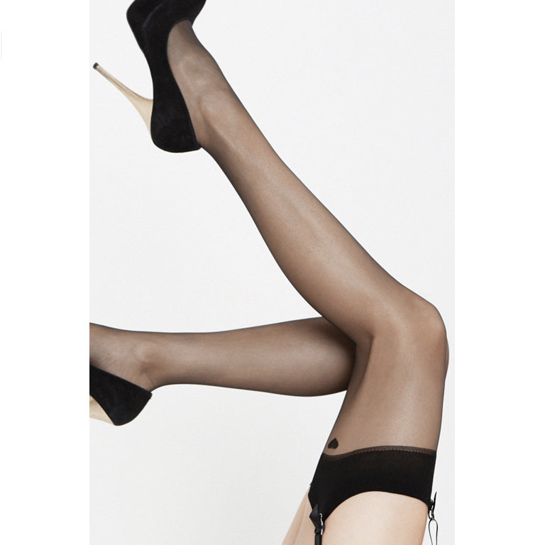 Lascivious Stockings Black