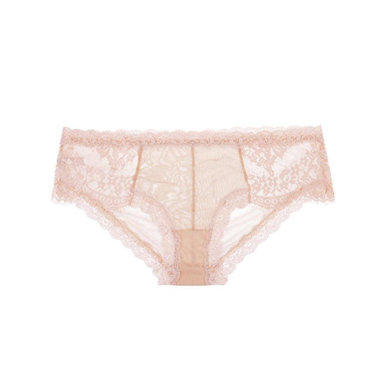 Mimosa Mesh Back Knicker