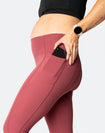 tights with pocket for phone