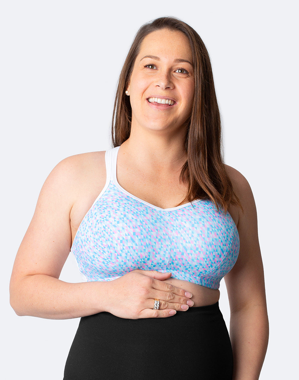 high impact sports bras for large breasts
