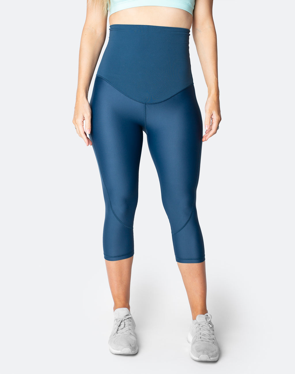 Maternity Leggings - Classic Aspen