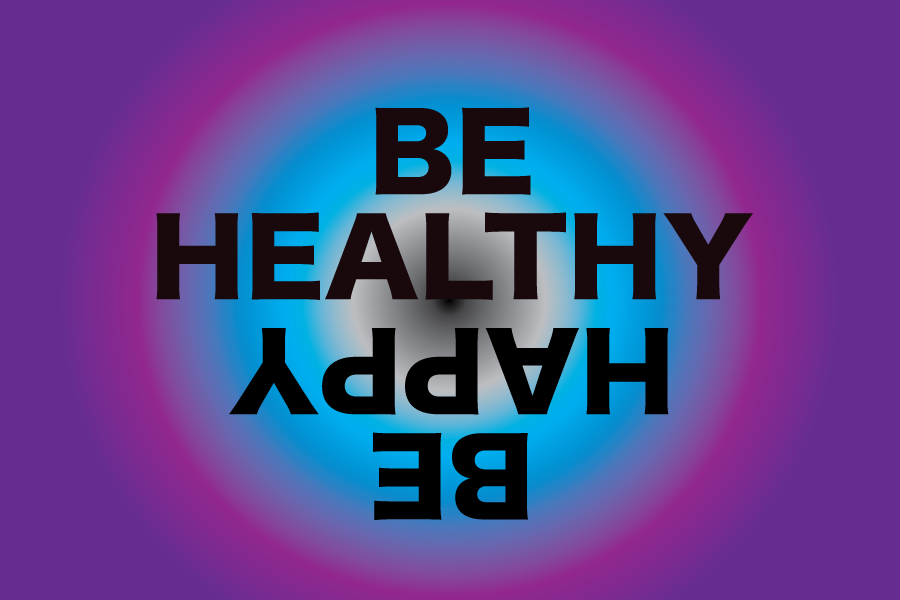 Be Healthy. Be Happy!