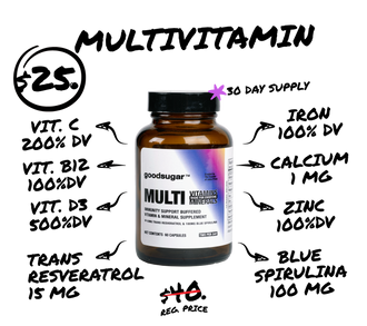 goodsugar™ Multivitamin