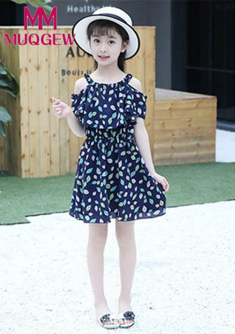 Children Dress For Girls Dresses 2018 Kids Baby Girls Dress - Saving World Store