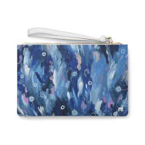 Designer Clutch Purse - Deep Depths