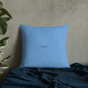 Premium Pillow - Deep Depths