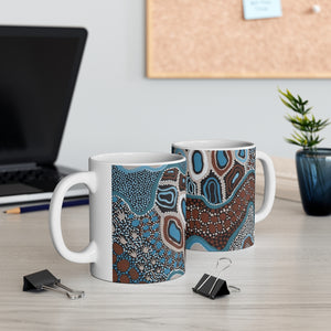 Cute Mugs - Crocodile and Turtle