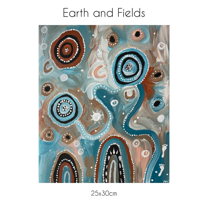 Earth and Fields