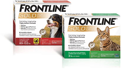Frontline Gold --NEW!!