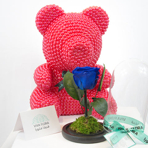 Red Pearl Bear Bundle 2