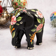 Load image into Gallery viewer, Indian 18 Floral Giant Elephant