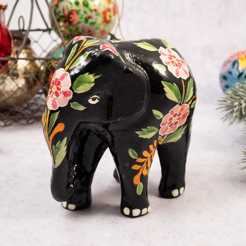 Indian 18 Floral Giant Elephant