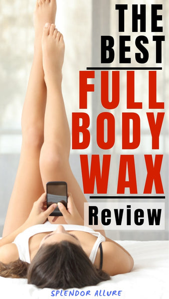 How Much Does a Full Body Wax Cost?